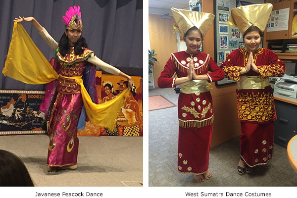 Indonesian Dance Costumes  Indonesian Language Studies At Yale University